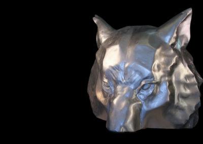Zinc Sculpture- La Bastille