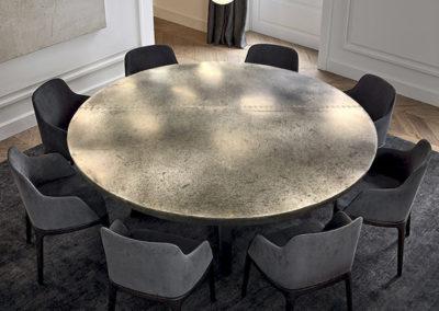 Zinc Table Top - La Bastille