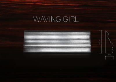 Waving Girl