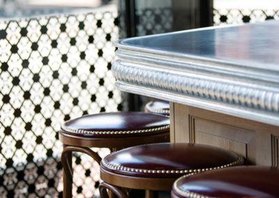 Zinc Bar Tops - La Bastille